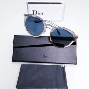 NWT Blue Gold Diorultimef-0lksa9 Sunglasses